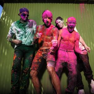 Artist Red Hot Chili Peppers