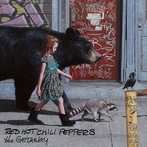 Album The Getaway of Red Hot Chili Peppers