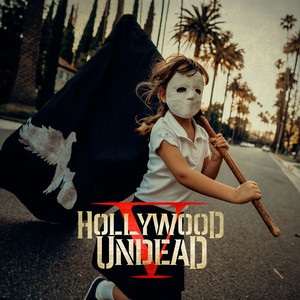 Album Five of Hollywood Undead