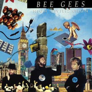 Album High Civilization of Bee Gees