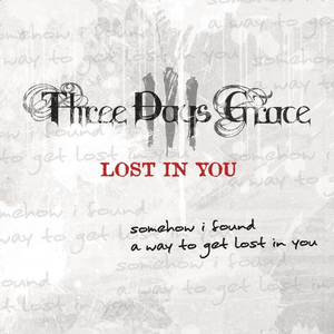 Album Lost In You Ep of Three Days Grace